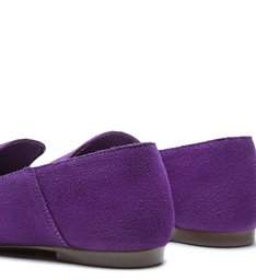 Loafer Suede Purple