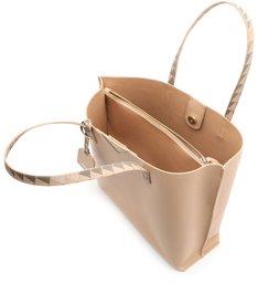 Shopping Bag Minimal Triangle Amendoa