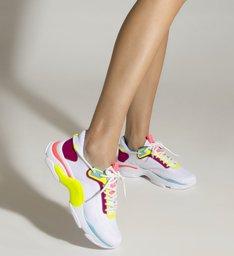 [Pre-Order] Sneaker Rush White Pop Neon