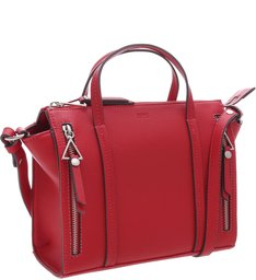 Tote Zípers Red