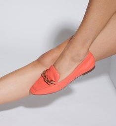 Loafer Glam Coral