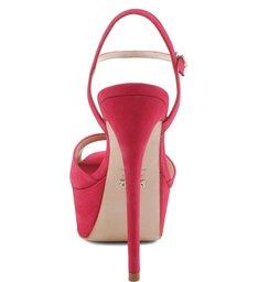 Sandália Meia Pata Hot Pink