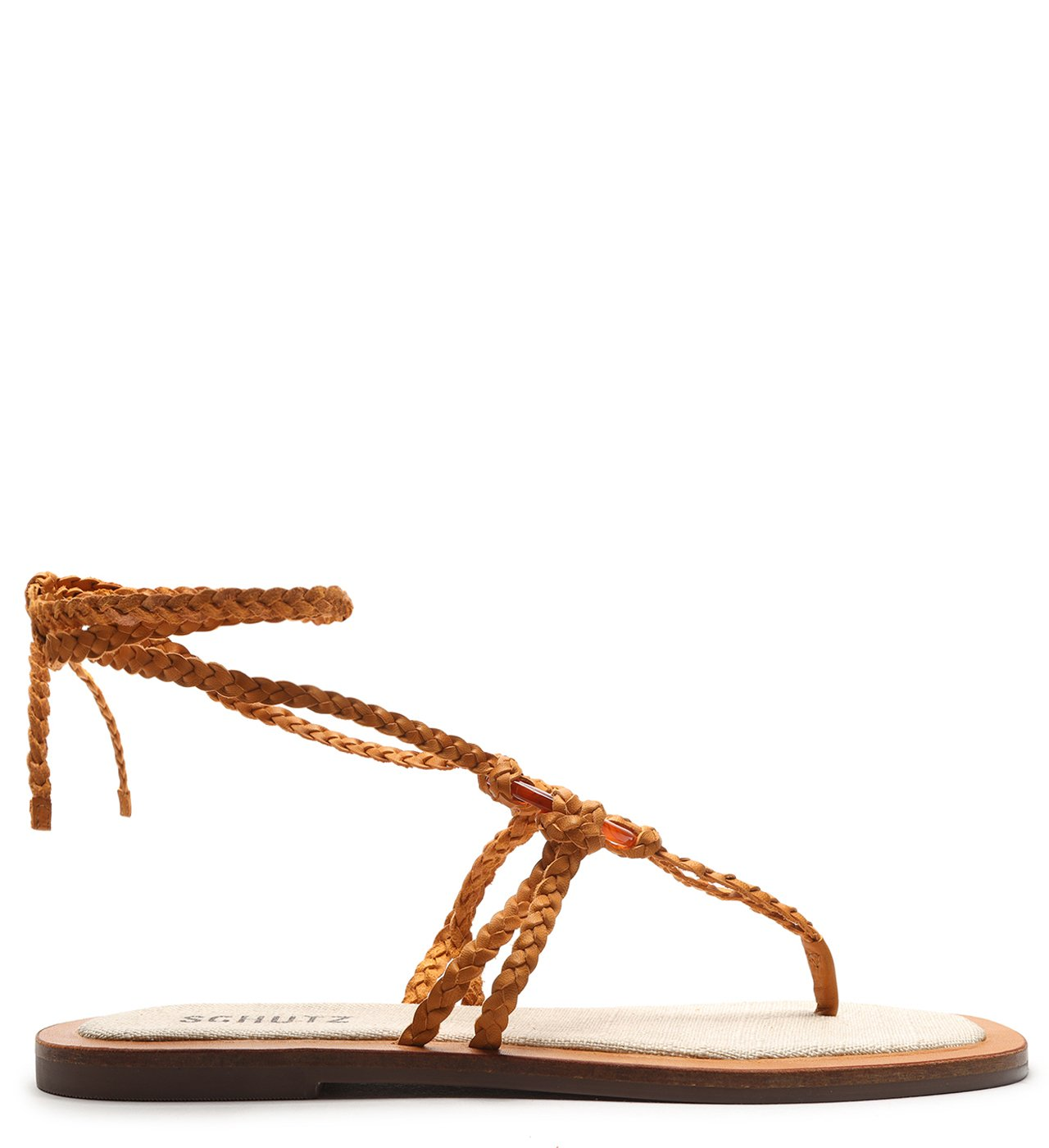 Flat Strings Bohemian Yellow Gold | Schutz