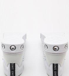 Tênis High White Studs