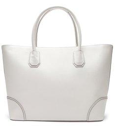 SHOPPING BAG DORI WHITE