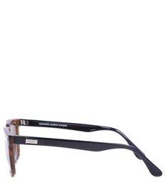Spektre By Schutz - Sunglasses Tortoise Black Gold