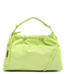 Bolsa Tiracolo Média Valen Couro Verde Neon