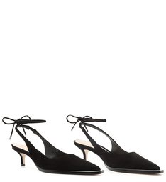 Scarpin Kitten Heel 944 Black