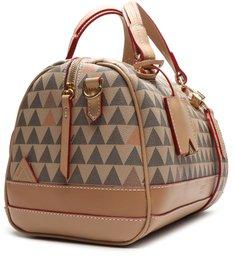 Bowling Bag Triangle Rose