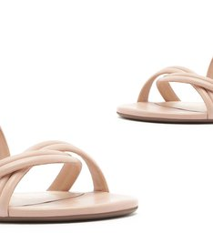 Slide Double Straps Rose