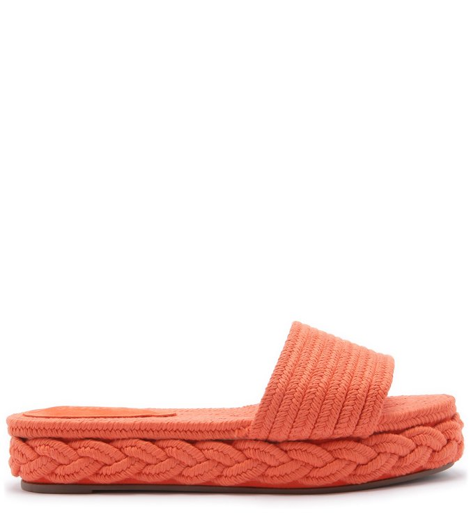 Slide Braid Full Color Orange | Schutz
