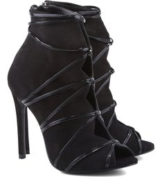 Open Boot Skinny Black