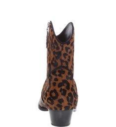 Cowboy Boot Animal Print