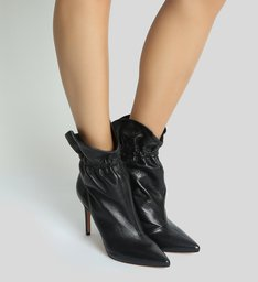 Bota Salto Frown Black