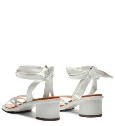 [Pre-Order] Sandália Block Heel Freshfull White