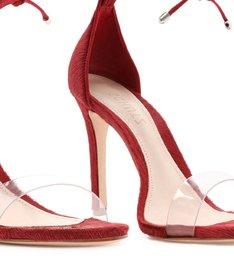 Sandália Jocy Soft Red