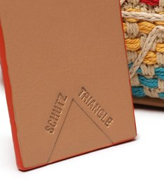 Bolsa Tiracolo Kate Triangle Summer Colors