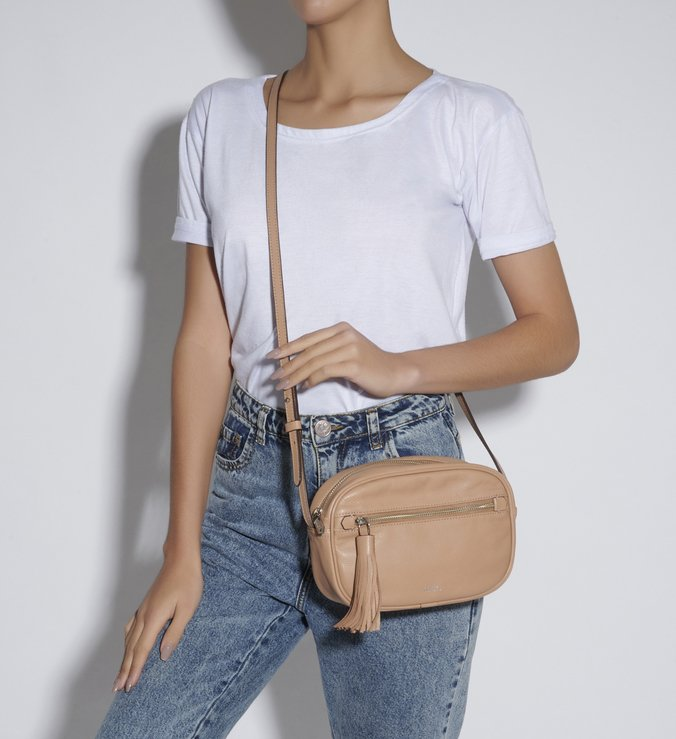 CROSSBODY LOUISE NEUTRAL