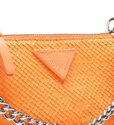 Crossbody Emmy Bright Snake Orange