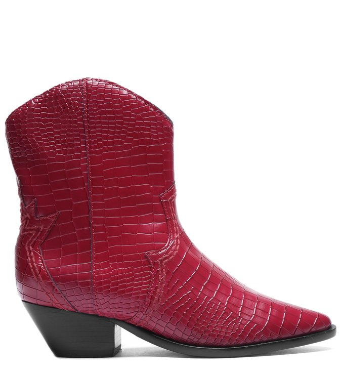 BOTA DELUXE CROCO RED