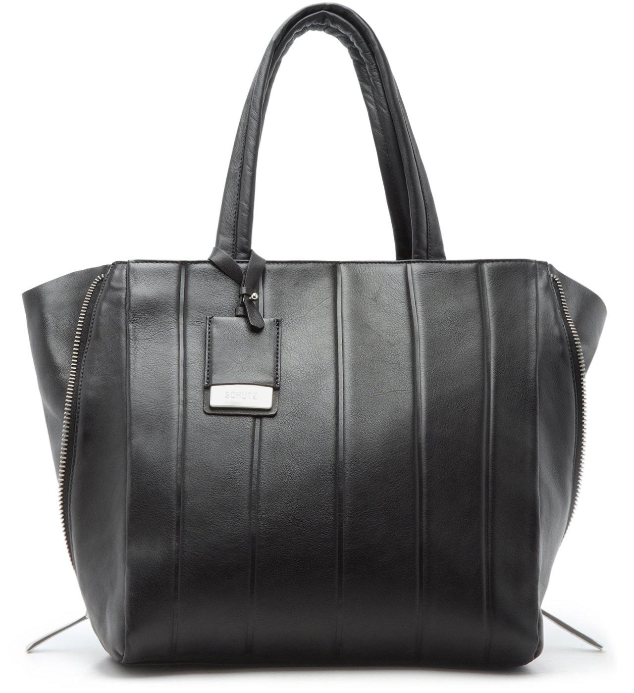 Shopping Bag Charlotte Black | Schutz