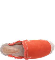 Flat Braid Bright Orange