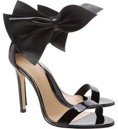 Sandália Maxi Bow Black
