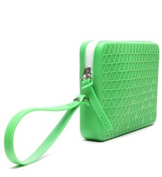 MINI BAG JELLY FULL GREEN