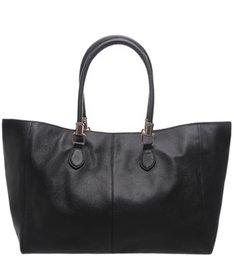 Slouchy Bag Black