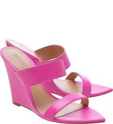 Mule Fresh Neon Pink