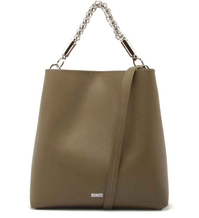 TOTE BAG GLAM GREEN