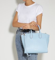 Tote Belly Soft Blue