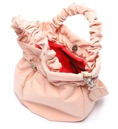 Bolsa Tiracolo Lolla Nylon Rose