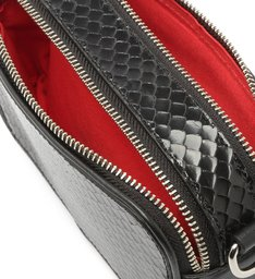 Crossbody Joy Bright Snake Black