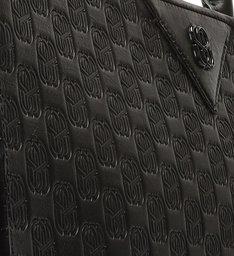 Bolsa Tote Emblem Sandy Preta
