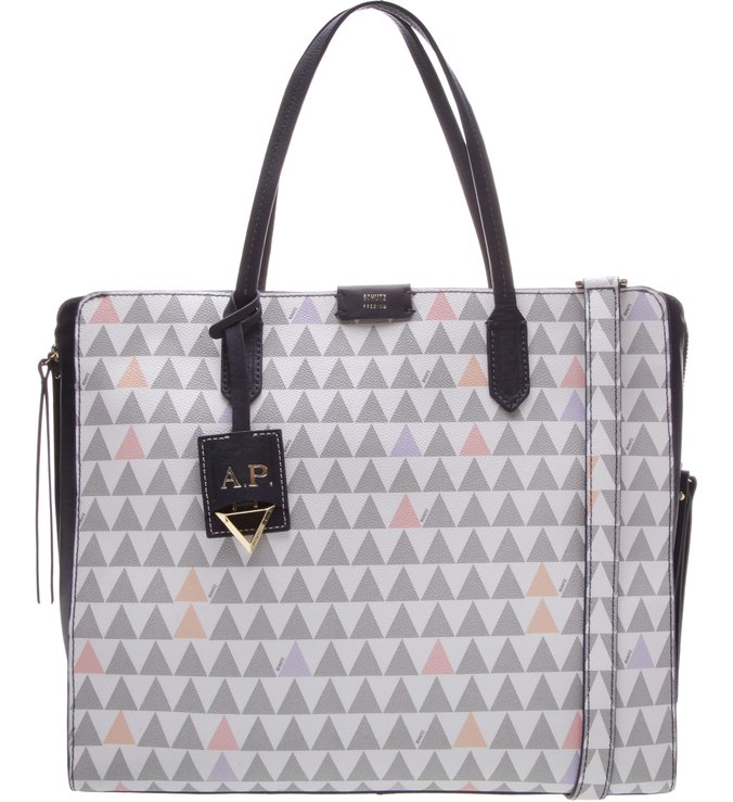 New Shopping Bag Triangle Pearl