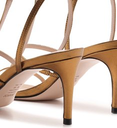 Sandália Strings Square Bronze