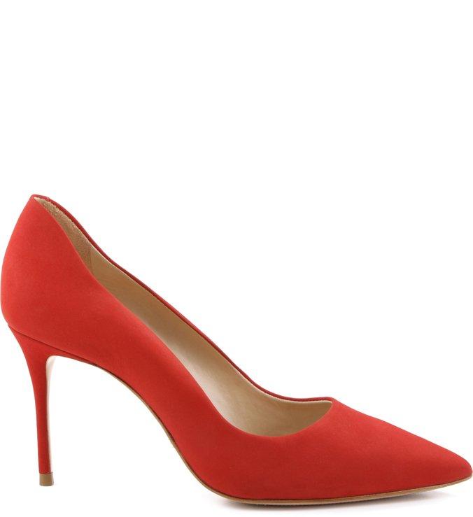 Scarpin Curves Scarlet