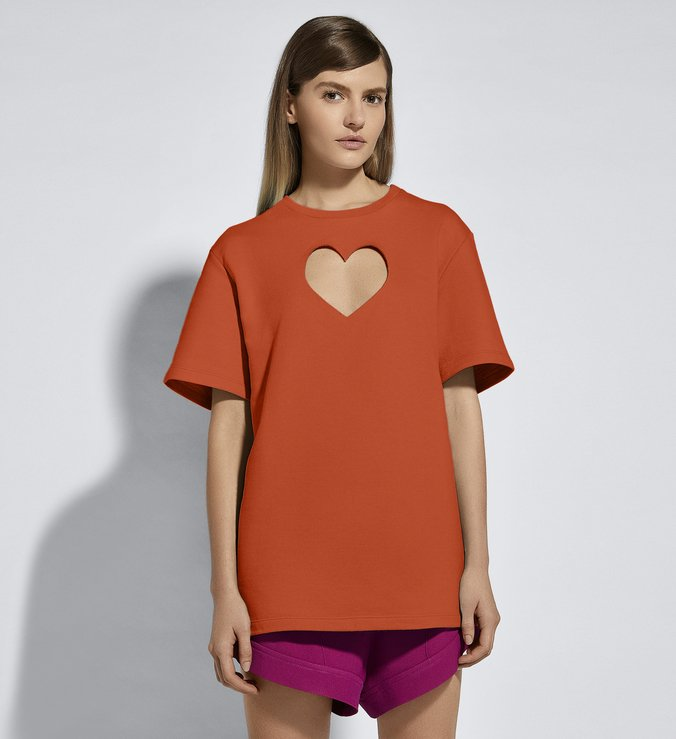 Ginger x Schutz T-Shirt Orange