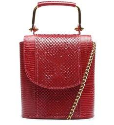 Crossbody Crush Bag Red