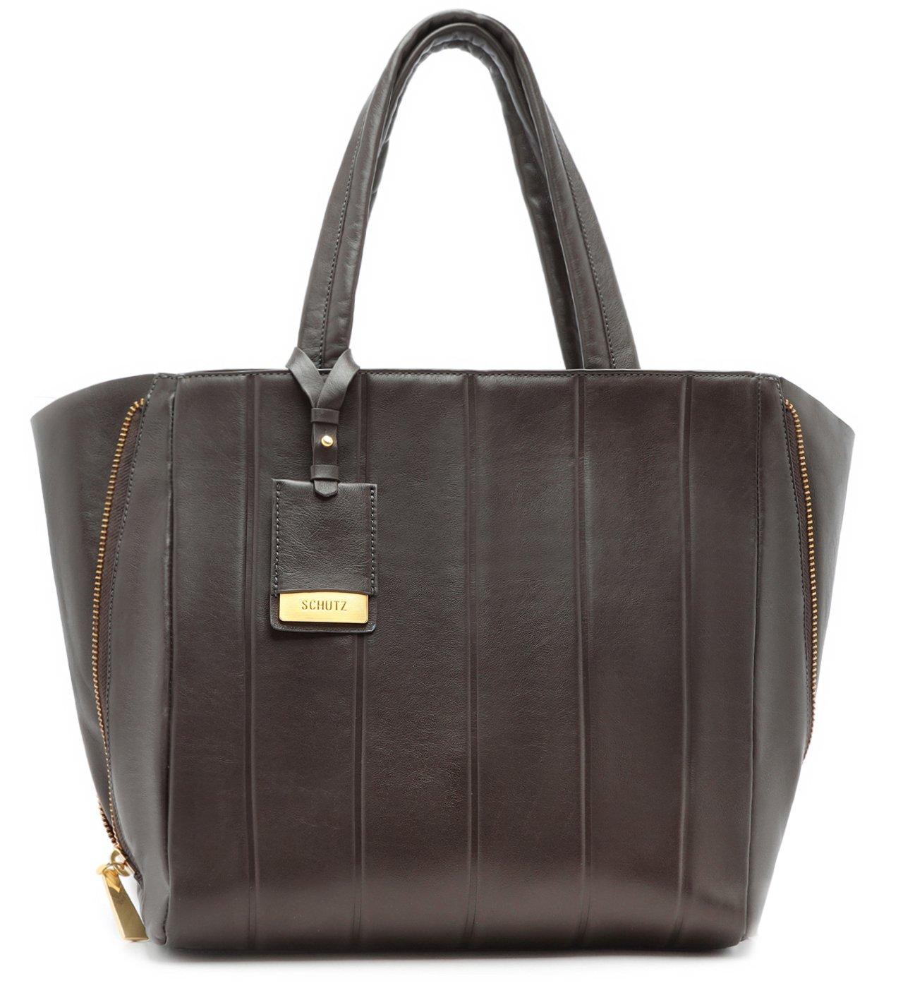 Shopping Bag Charlotte Cinza | Schutz