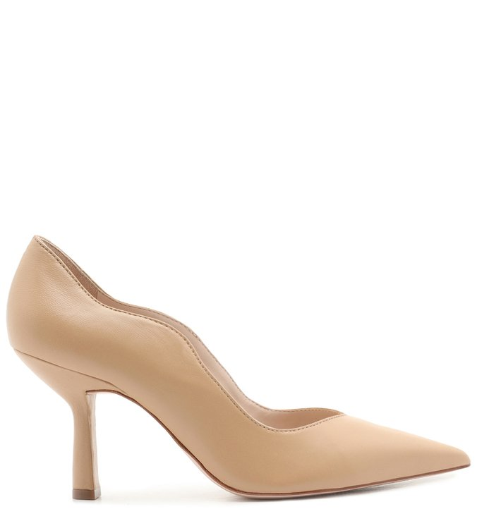 Scarpin Curves Taça Honey | Schutz