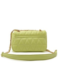 MINI CROSSBODY MATELASSÊ 944 LIME