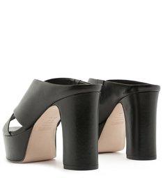 Sandália Clog Bold Black