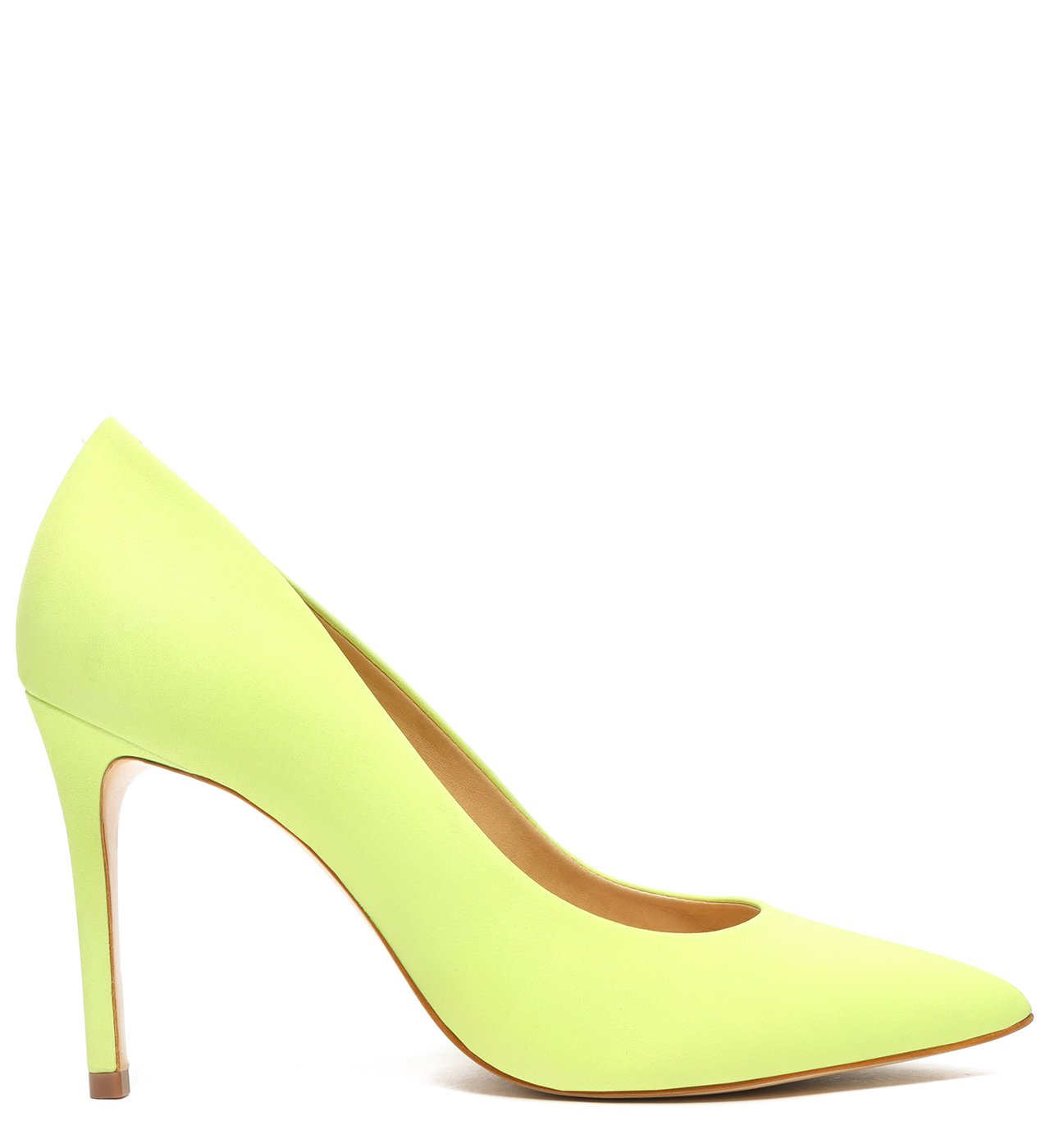 Sapato Scarpin Neon Verde | Schutz