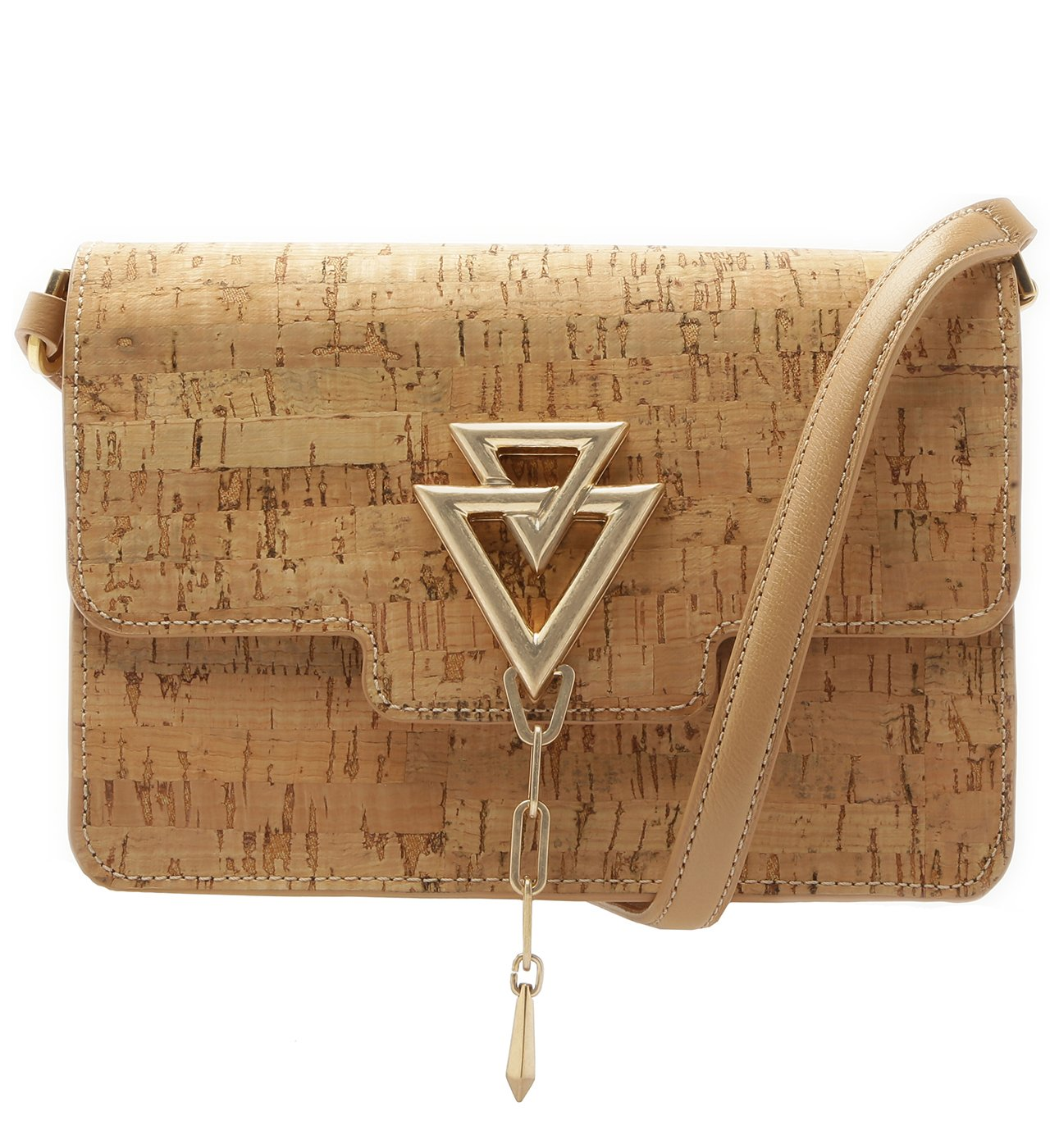 Crossbody Melina Cortiça Natural | Schutz