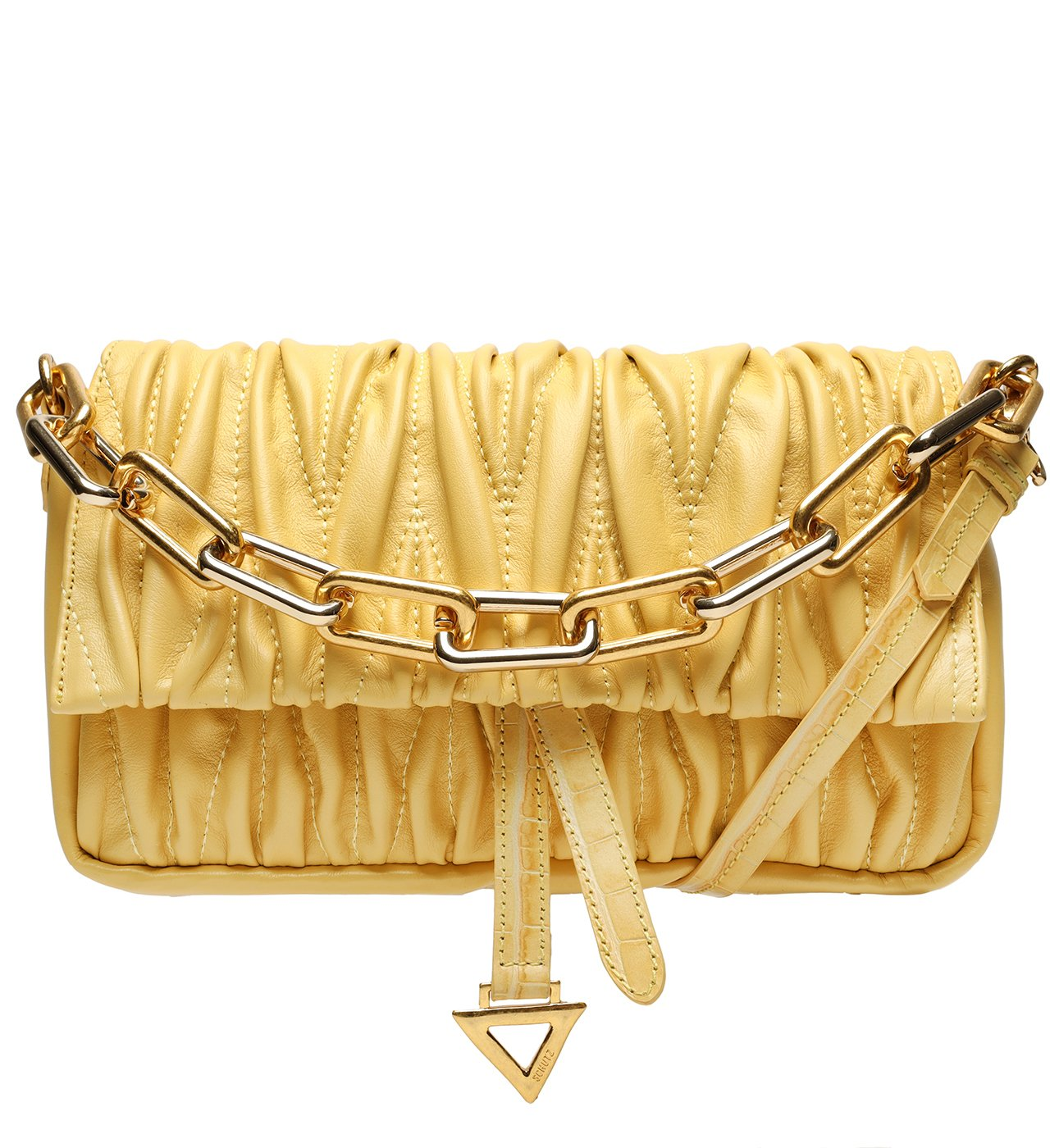 Crossbody Francesca Yellow | Schutz