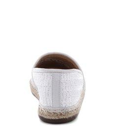 Flat Espadrille Pearl Crochê