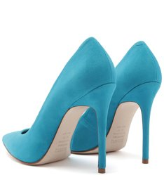 SCARPIN CLASSIC NOBUCK POP BLUE