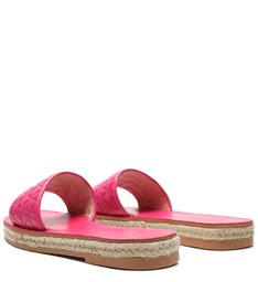 Flat Matelassê Corda Pink